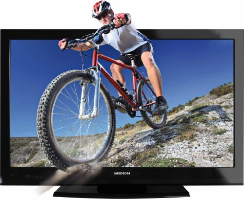 Medion Life X17008 106,7 cm (42 Zoll) LED-Backlight-TV (Full HD, 3D ...