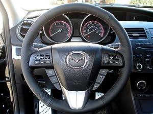 Amazon.com: Mazda CX-7 2007-13 funda para volante ENVÍO GRATUITO con