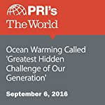 Ocean Warming Called 'Greatest Hidden Challenge of Our Generation' | Carolyn Beeler