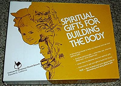 Spiritual Gifts Kit: Spiritual Gifts for Building the Body (4 books and two audio cassettes)