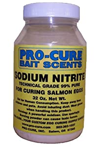 Pro-Cure Sodium Nitrite Fishing Attractant, 2-Pound by Pro-Cure