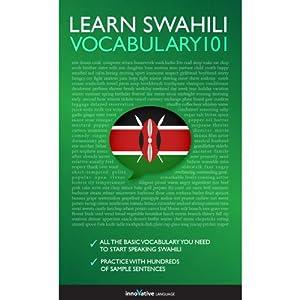 Learn Swahili - Word Power 1001 Hörbuch