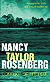 Conflict of Interest (0752849786) by Rosenberg, Nancy Taylor