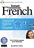 Instant Immersion French (audio CD) (English and French Edition)