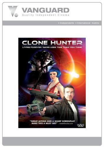 Cover art for  Clone Hunter
