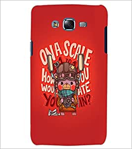 PrintDhaba Cartoon D-4020 Back Case Cover for SAMSUNG GALAXY J7 (Multi-Coloured)