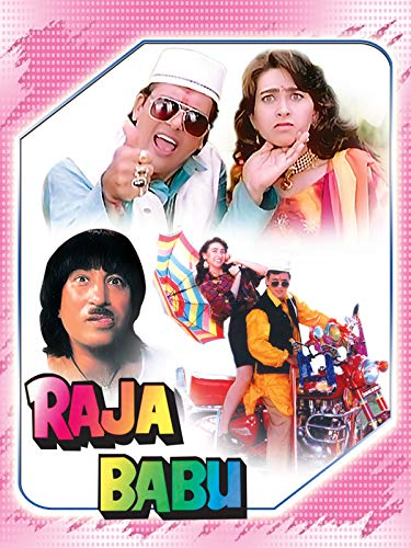 Raja Babu on Amazon Prime Video UK
