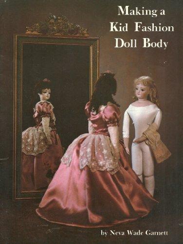 Making a Kid Fashion Doll Body
