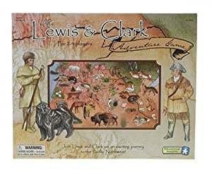 Lewis and Clark Adventure Game