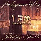 I AM: 365 Names of God CD by John Paul Jackson (2008) Audio CD