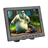 Lanno S801H 8 inch TFT LCD Monitor