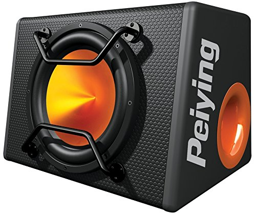 Peiying-PY-BB300X-12-Alien-Series-500W-Active-Subwoofer-Car-Hifi-Audio-Box