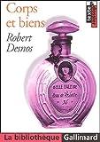 echange, troc Robert Desnos, Olivier Rocheteau - Corps et biens