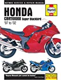 Matthew Coombs Honda CBR1100XX Super Blackbird (97-02)