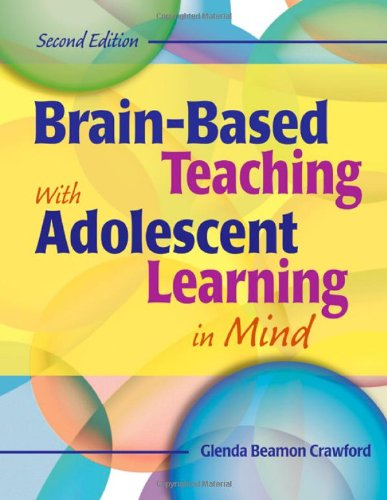 Brain-Based Teaching With Adolescent Learning In Mind front-1028265