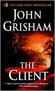 an analysis of the novel the client by john grisham 21 quotes from the client: 'it's amazing how lies grow you start with a small one that seems easy to cover, then you get boxed in and tell another one.