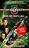 Clarke's Law (044022229X) by Mortimore, Jim