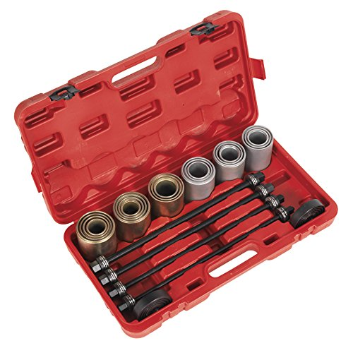 Sealey VS7023A Bearing and Bush Removal/ Installation Kit, Set of 26