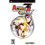 Street Fighter Alpha 3 Max - Sony PSP ~ Capcom