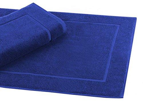 badvorleger badematte badteppich duschvorlage farbe royal blau gr e 50 x70 cm premium. Black Bedroom Furniture Sets. Home Design Ideas