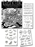 Tattoo Sketch & Lettering Guide
