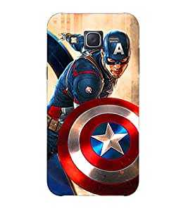 Doyen Creations Designer Printed High Quality Premium case Back Cover For Samsung Galaxy J1