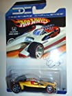 Hot Wheels Designers Challenge Honda Racer YELLOW w/Red-Line Tires 1:64 Scale