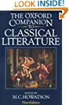 The Oxford Companion to Classical Lit...