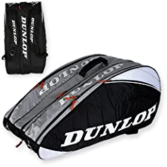 Buy Dunlop Sports Aerogel 10 Racquet Thermo Luggage by Dunlop