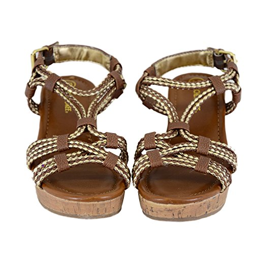 Brown Girls Sandals, 4
