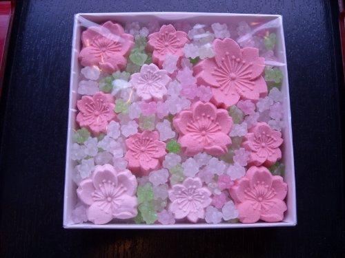 お干菓子 桜がいっぱい!