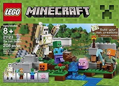 LEGO Minecraft The Iron Golem 21123 from LEGO