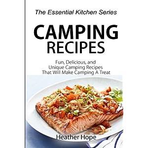 Camping Recipes: Fun, Del Livre en Ligne - Telecharger Ebook