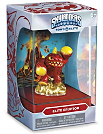 Skylanders Trap Team Eon's Elite - Eruptor