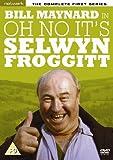 Oh No, It's Selwyn Froggitt - Series 1 [DVD] [1974]