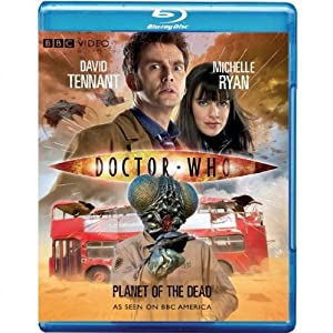 Doctor Who: Planet of the Dead 2009 [Blu-ray] [US Import]