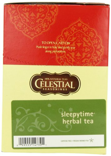 Celestial Seasonings Teas & Herbal Teas 74-14739 Sleepytime Herbal Tea K-cups, 24-Count