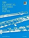 Etudes classiques (100)-Vester - Fl solo