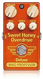 Mad Professor マッドプロフェッサー エフェクター オーバードライブ (New) Sweet Honey Overdrive Deluxe 【国内正規品】