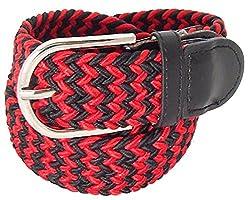 SFA Women's Belt (SFA0133, Multicolored, 34)