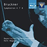 Bruckner-Symphonies-IV-VII-VIII-Original-Version---Kent-Nagano