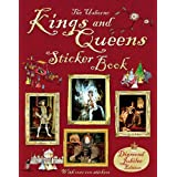 Kings and Queens Sticker Book (Usborne Sticker Books)by Katie Davies