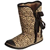 Sugar Shoes Origami Original Leopard Mid Calf Boots