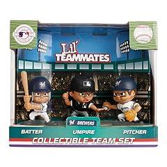 MLB Milwaukee Brewers Lil