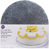 Wilton Silver Cake Bases, 12 Inch Round