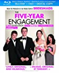 The Five-Year Engagement [Blu-ray + D...