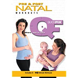 Quick Fix: Pre & Post Natal Workouts