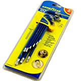 Goodyear Long Torx Key Set 9 pcs (T10-T50).