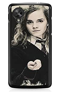 GeekCases Emma Watson Iconic Back Case for Nexus 5