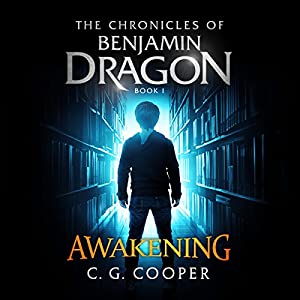 Benjamin Dragon - Awakening Audiobook